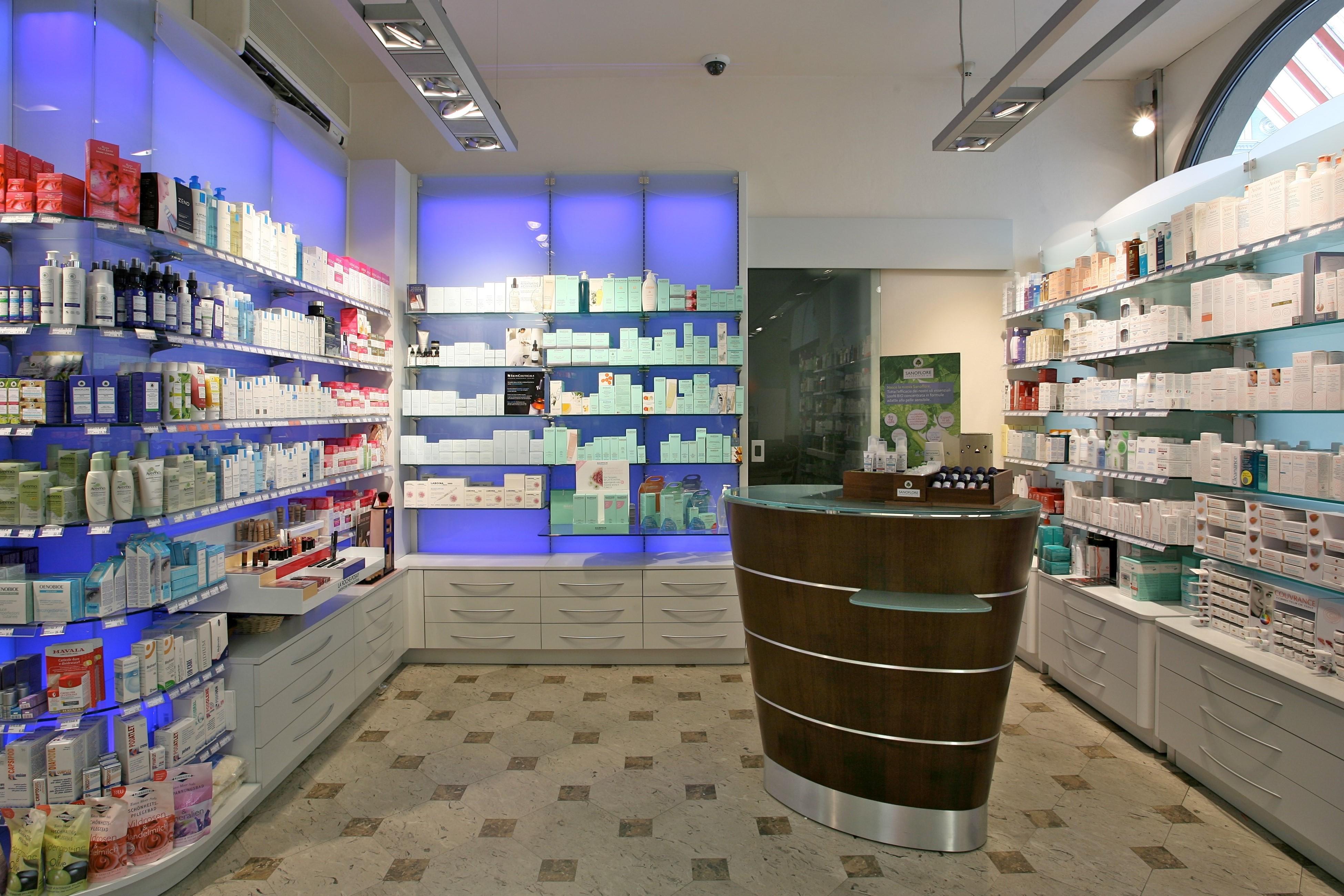 reparto cosmetico