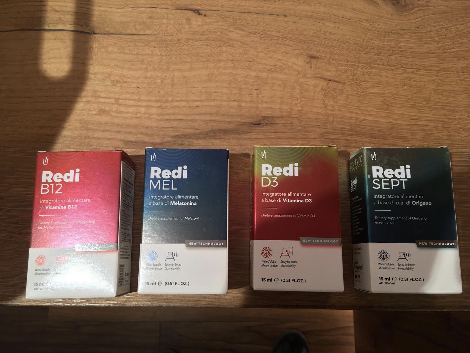 REDI Food Supplement