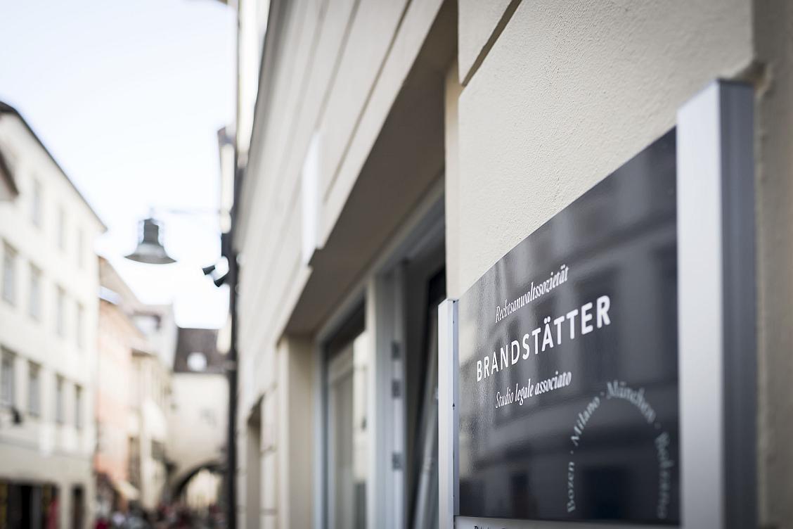 Rechtsanwaltssozietät ∙ Studio Legale Associato Brandstätter