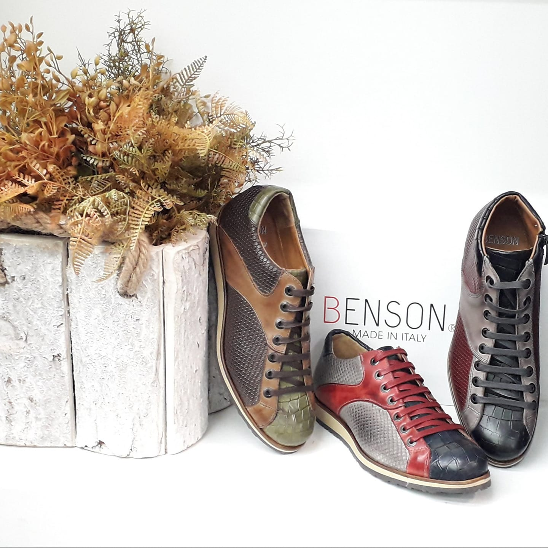 Herrenschuhe der Marke Benson